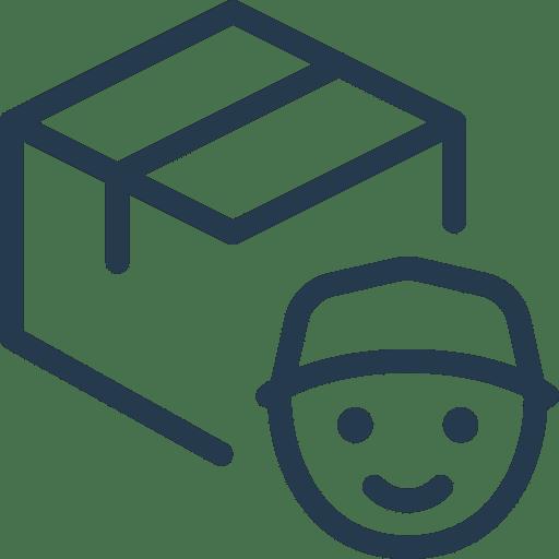 delivery courier copy - Beranda