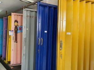 Pintu Harmonika Murah