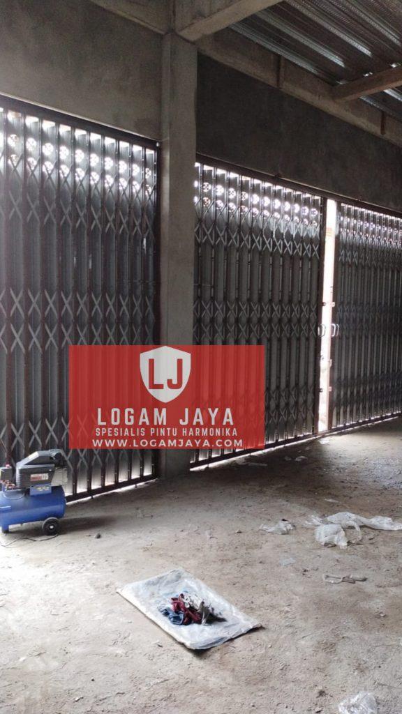 jasa pintu harmonika Bangkalan terlaris